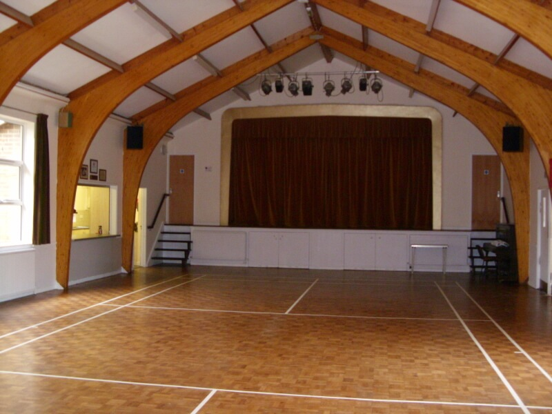 The Hall (empty)