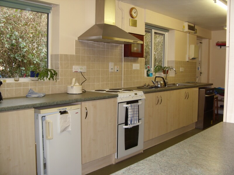Alderholt Village Hall Kitchen